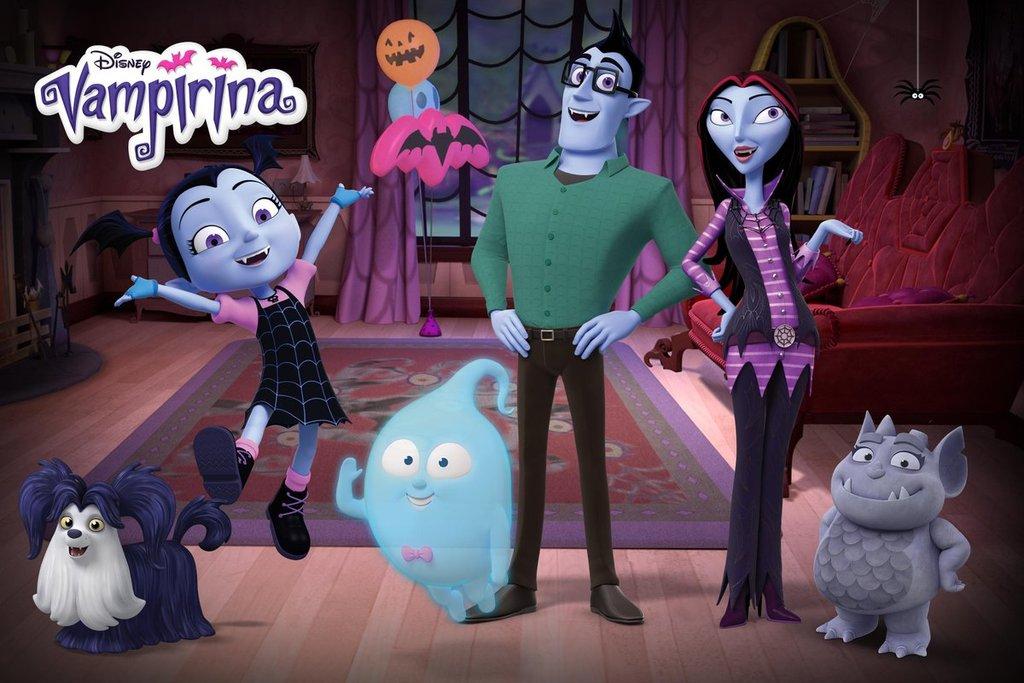 Conheça vampirina, a vampirinha do Disney Channel e onde assistir em português