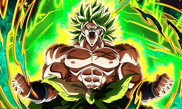 Dragon Ball Super: Broly –  Assista Online