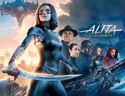 Alita Anjo de combate: Assista Online